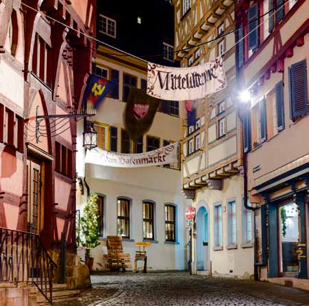 Esslingen Mittelaltermarkt: a medieval affair