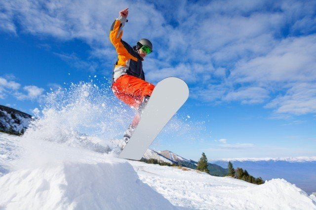 Prepare to hit the slopes with rental gear from Outdoor Recreation