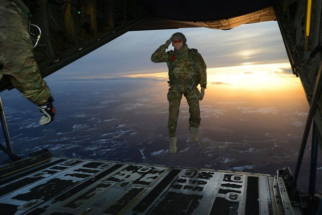 10th Special Forces Group Airborne photo up for US Army Photo of the Year