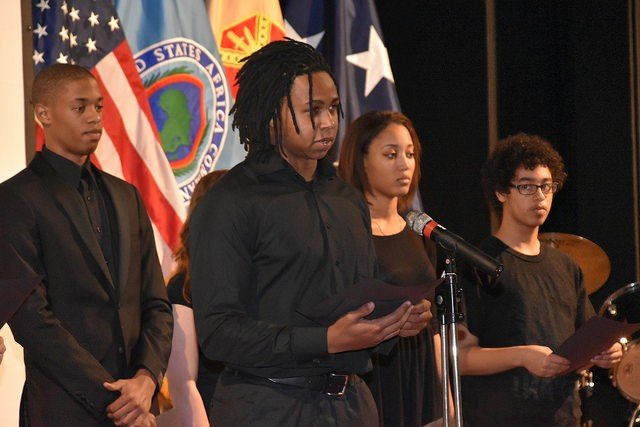 Performances honor Black History