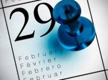29 days in February is a Leap Year