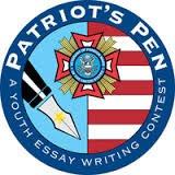 VFW pen essay logo