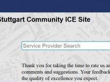 ICE comments recognize good, bad of Stuttgart services