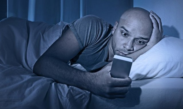 Sleeplessness is just one of several potential outcomes from the extended use of smartphones.