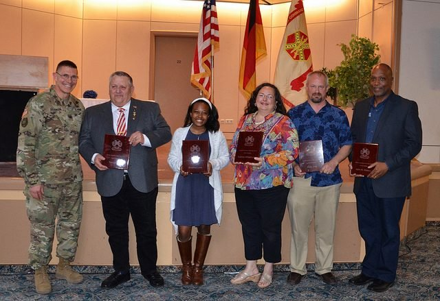 Stuttgart volunteers of the year honored