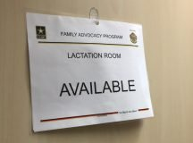 Stuttgart opens Lactation Rooms for new parents