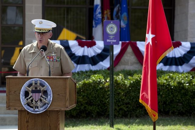 Africom nominee details priorities at confirmation hearing