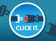 Click it to live It: Seat belts save lives