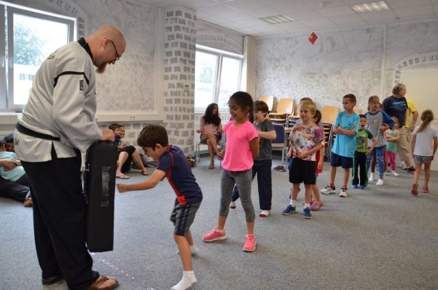 Summer Reading Program hosts self defense class