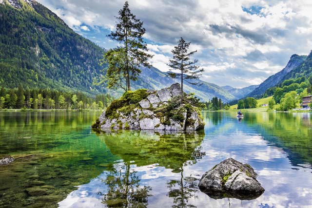 Berchtesgaden National Park — Photo by Canadastock / Shutterstock.com