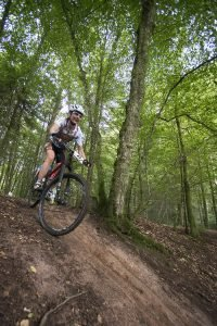 "Outdoor Recreation hosts ""The Beast"" mountain bike race"