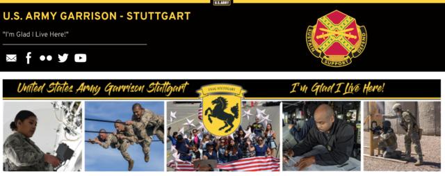 USAG Stuttgart Master Activities Calendar goes 'live'