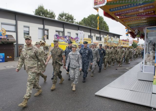 Soldiers' fest unites international forces