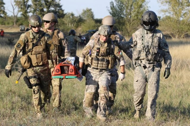 ARNG helicopter task force completes SOF