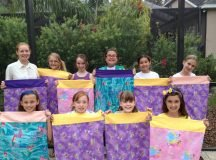 Quilt guild makes a difference crafting heirlooms