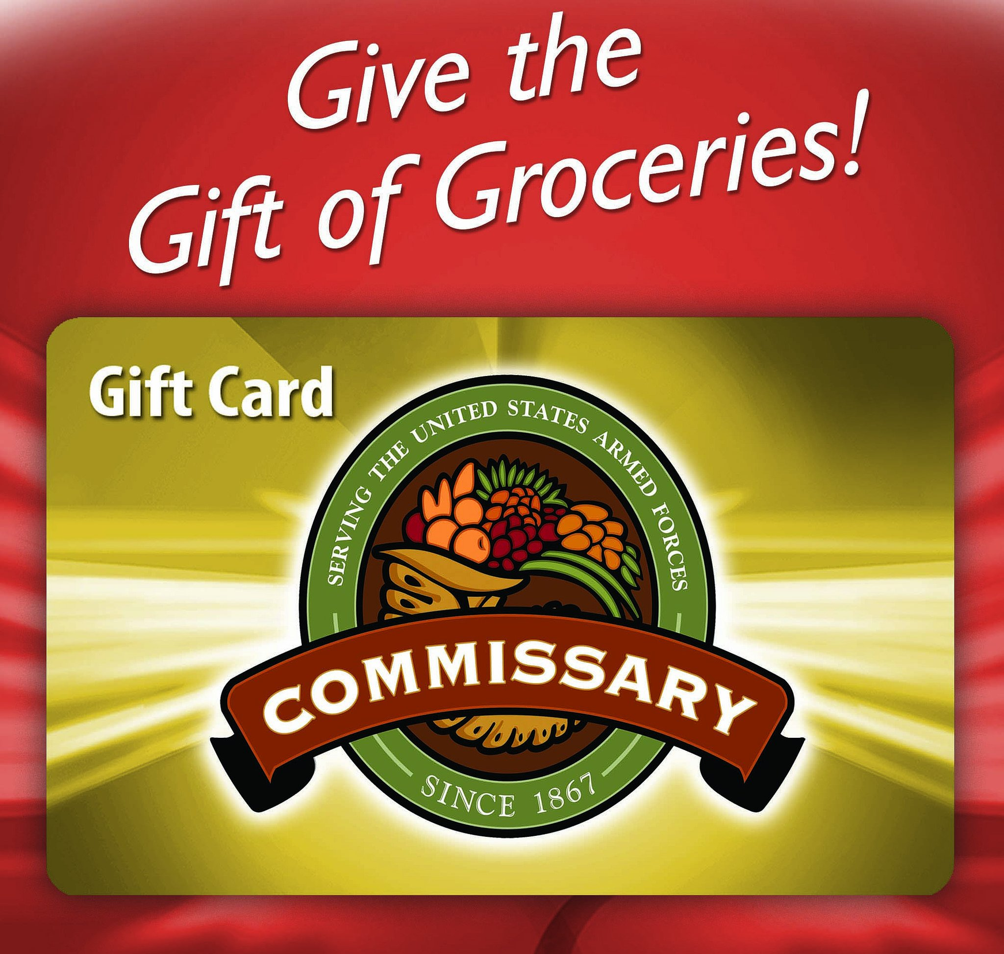Commissary gift cards available online   StuttgartCitizen.com
