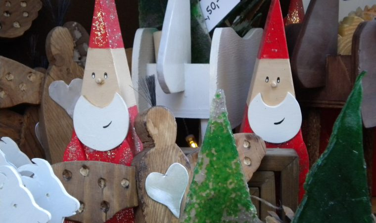 """Nikolaustag,"" or St. Nicholas Day, is celebrated in Germany Dec. 6. Nikolaus will also visit the United Service Organizations Stuttgart Dec. 6 from noon to 4 p.m. Photo by Carola Meusel."