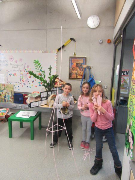 Teamwork wins at Stuttgart Elementary School