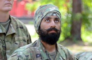 Turbans, beards, dreadlocks now permissible for some Soldiers