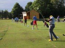 European All-Services Golf Championship scores