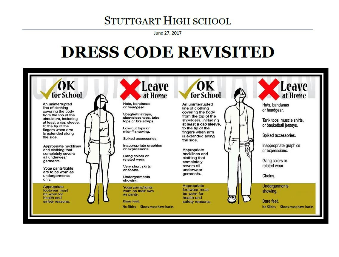 School Dress Codes