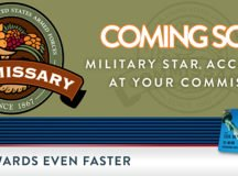 Commissaries now accepting Military Star Cards