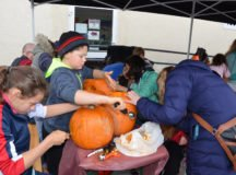 Harvest Fest brings fall fun to Stuttgart families