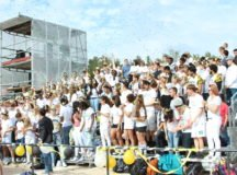 SHS pep rally starts off homecoming weekend, football team winning streak