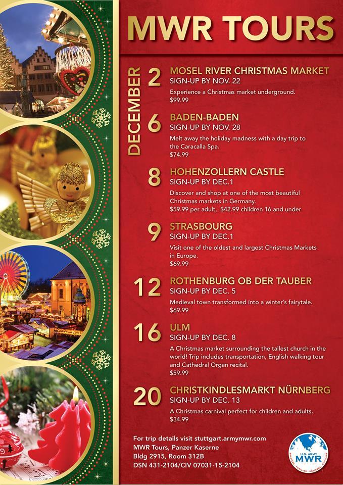 Christmas In Stuttgart Germany.Stuttgart Area Christmas Markets Guide 2017