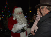 Holiday Tree Lighting's Nov 27 – Dec 1