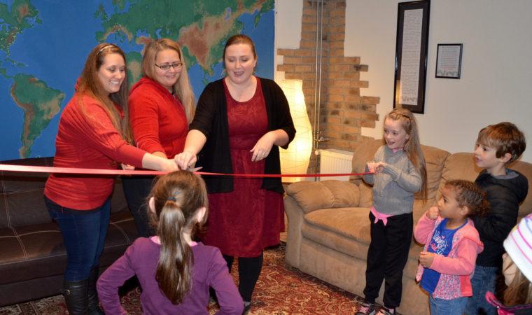 USAG Stuttgart opens first volunteer run community center RB Zentrum