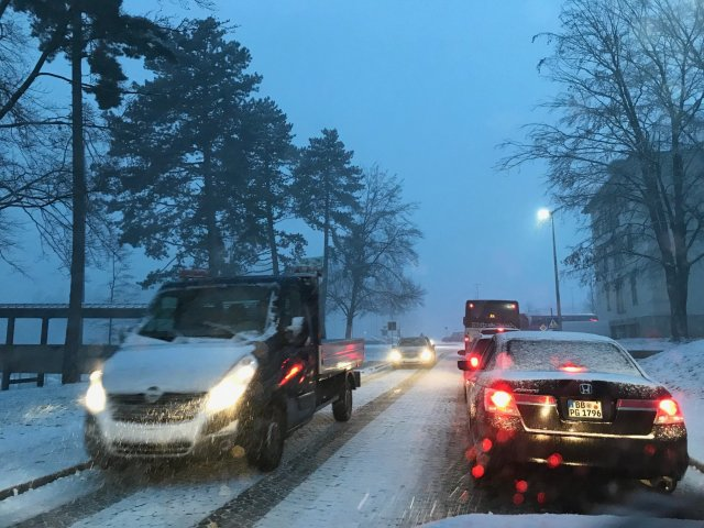 How to stay informed: winter advisories, road condition, closures