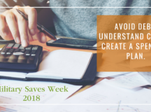 Military Saves Week: Meet with Certified Personal Financial Advisor