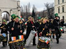 Munich St. Patricks Day Parade, Germany. Photo by Holly DeCarlo-White