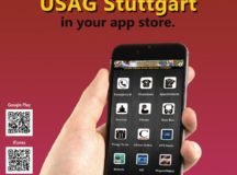 Download the USAG Stuttgart app