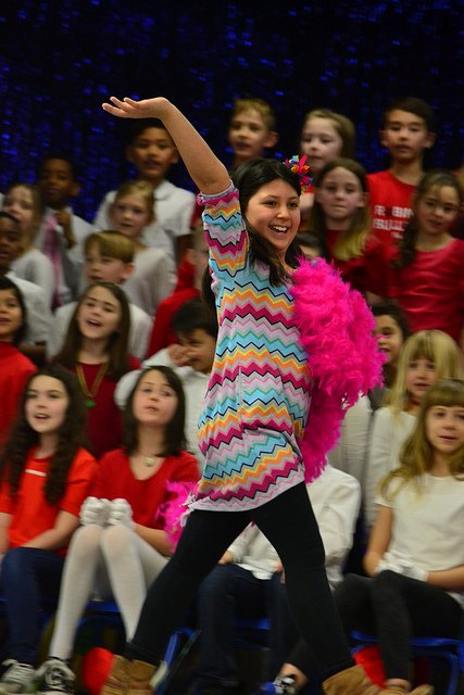 RBES Seussical Performance March 2018