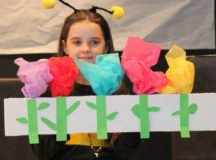 Patch Elementary 'creative consultant mice' retell fairy tales