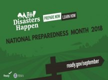 Become prepared, not scared, for anything during NPM