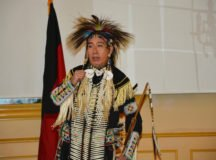 Native American Indian Heritage Month observed on Patch, Kelley