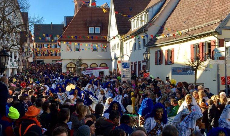 Fasching in Germany peaks Feb. 28 – March 5