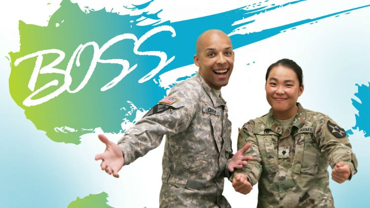 Get involved with BOSS: activities for single, unaccompanied servicemembers