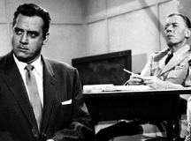 "Courtroom scene from ""Perry Mason"""