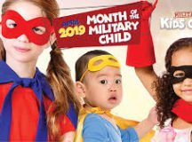 Month of the Military Child Essay: Life of a military related child