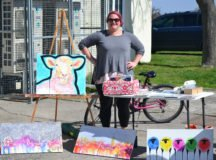 RBZ hosts 1st community yard sale