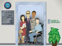 EEO presents Disability Employment Awareness Outreach, April 29