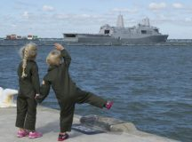 Month of the Military Child Essay: Common statements