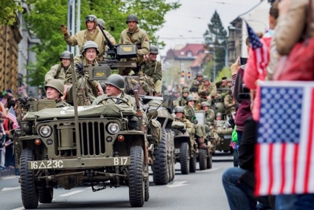 Festival remembers sacrifices of American Soldiers decades later