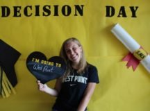 Stuttgart High School participates in National College Decision Day
