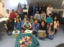 PES student council helps to vaccinate children in Africa