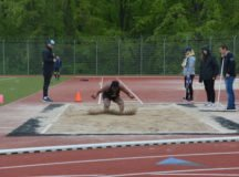 Lady Panthers track team ties for first at finals; boys take 5th